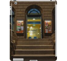What's Playing at the Capital Theatre? iPad Case/Skin