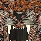 tiger lilly line colour 02 by vinpez