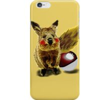 I CHOOSE YOU!! iPhone Case/Skin