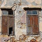 Really Old Windows by Francis Drake