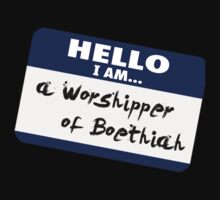 Hello I am - a worshipper of Boethiah by nyaell