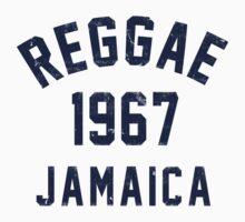 Reggae by ixrid