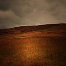 JUST OVER THE HILL by leonie7