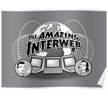 The Amazing Interweb Poster