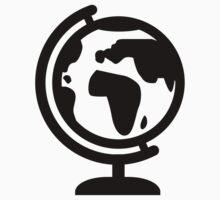 Globe europe africa by Designzz