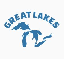 The Great Lakes by Designzz