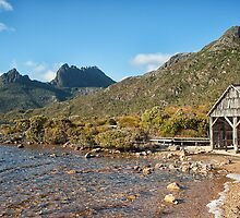 Cradle Mountain by Pomseye