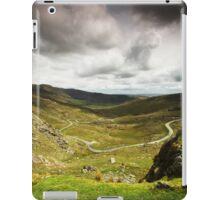 Healy Pass, Ireland iPad Case/Skin