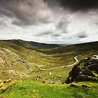 Healy Pass, Ireland by Adam Webb