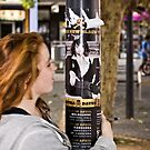 Being close to your idol - Canberra Street Photography by Wolf Sverak