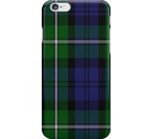00091 Forbes Clan Tartan  iPhone Case/Skin