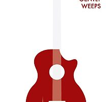 While My Guitar Gently Weeps by davechaps