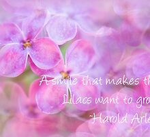 Lilacs Stay Forever by Marilyn Cornwell