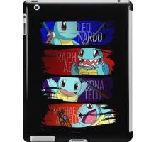 Happy Squirtle Ninjas iPad Case/Skin