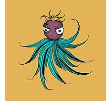 Cute angry creature Photographic Print