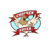 CS:GO - Chicken Lover by GabeNewell
