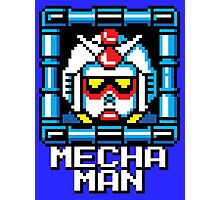Mecha Man Photographic Print