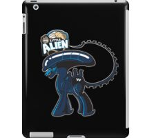 My Little Alien iPad Case/Skin