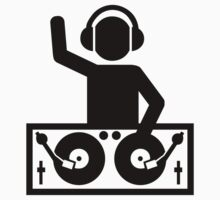 DJ Turntables party by Designzz