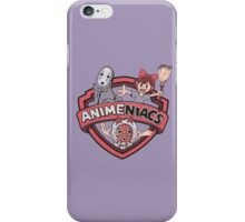 Animeniacs 6 iPhone Case/Skin