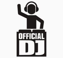 Official DJ by Designzz
