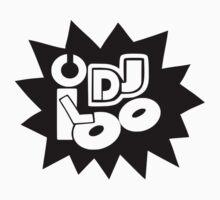 DJ logo by Designzz