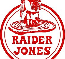 Raider Jones by pakaku