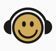 DJ Smiley face by Designzz