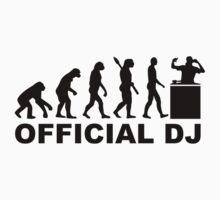 Evolution official DJ by Designzz