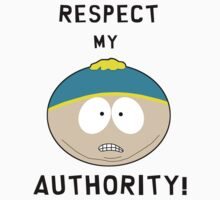 Cartman - Respect my authority ! by Calliste