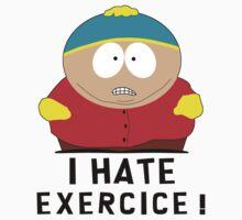 Cartman - I hate exercice by Calliste