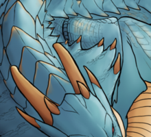 Lagiacrus, Lord of the Seas Sticker