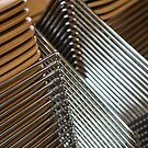 Chair Abstract by Rebecca Cozart