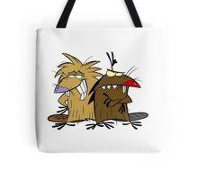 Angery Beavers - Norbert & Dagget - Group Tote Bag