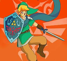 Hero of Hyrule by Erincole
