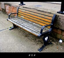 The 1000 Benches Project - # 11 # by Roberto Alamino