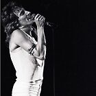 Rod Stewart by willb