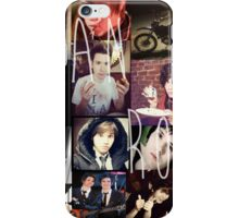 Ryan Ross collage collection n__n iPhone Case/Skin