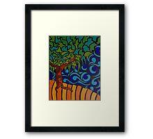 Willow Tree Framed Print