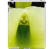 Boo! - Orchid Alien Discovery iPad Case/Skin