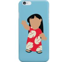 Lilo Illustration iPhone Case/Skin