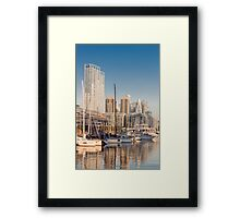 Puerto Madero - Buenos Aires (Argentine) bis Framed Print