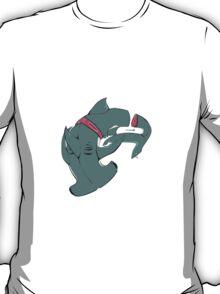 Cross Hammered T-Shirt