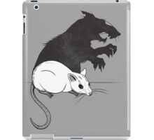 The Strange Case of Dr. Mouse and Mr. Rat iPad Case/Skin