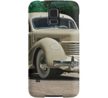 1937 Cord Beverly Samsung Galaxy Case/Skin
