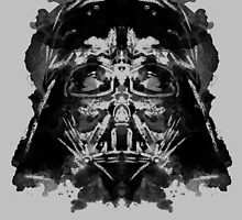 Darth Rorschach by absolemstudio