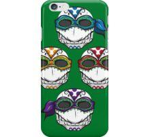 Dia De las Tortugas iPhone Case/Skin