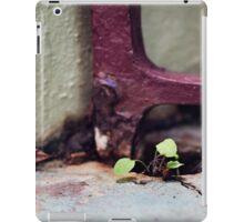 { Corners: where the walls meet #16 } iPad Case/Skin