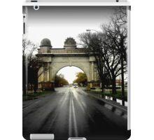 Avenue of Honour iPad Case/Skin