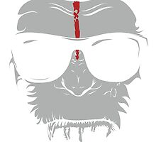 Dawn of the planet of Apes in shades by mckirbz